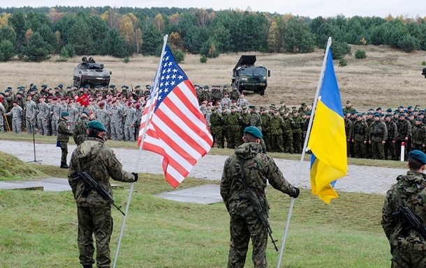 Рада допустила войска НАТО к учениям в Украине