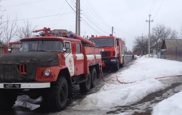 В Конотопе во время пожара погибли три человека