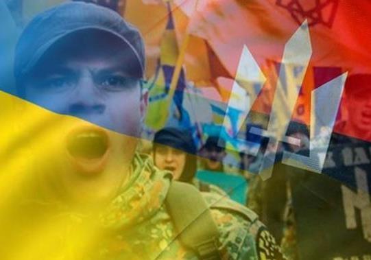 Национализм в Украине набирает обороты
