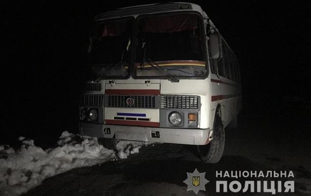 На Закарпатті п яний чоловік викрав автобус