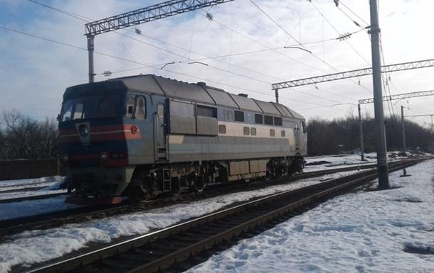 У Черкаській області зловмисники крали дизпаливо з поїздів