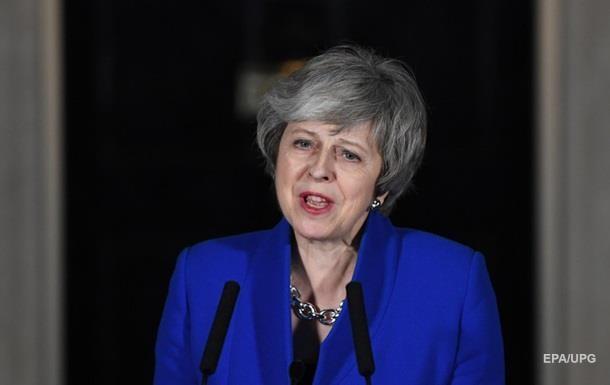 Мей вперше заговорила про відстрочення Brexit
