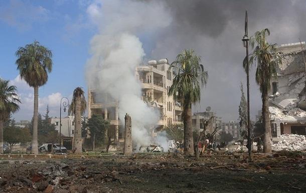 У Сирії зафіксована ескалація авіаударів