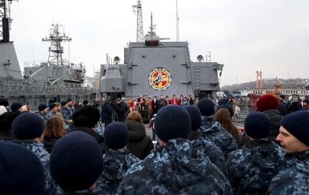 Клімкін про зустріч на есмінці США: Разом й у морі