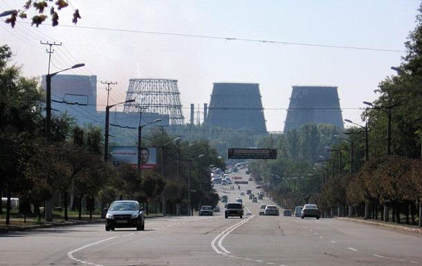 На заводе в Кривом Роге пострадали четыре человека