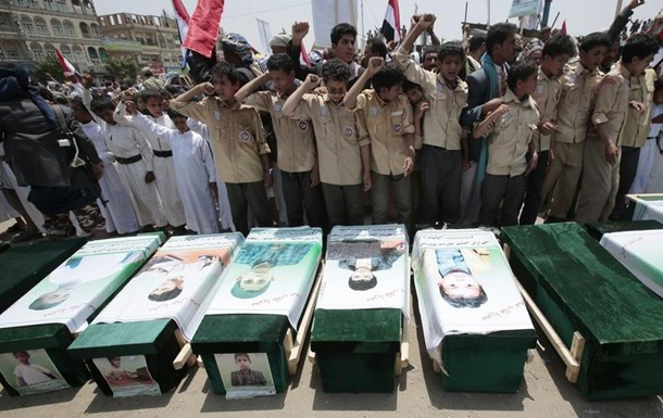 Саудівська Аравія використовує німецьку зброю в Ємені