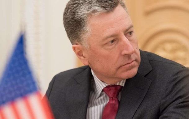 США  стоятимуть поруч  з Україною - Волкер
