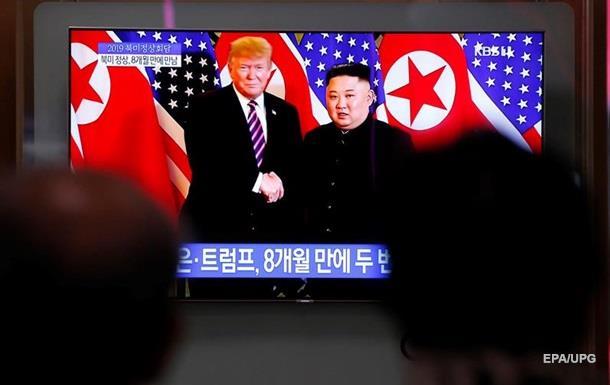 Почалася друга зустріч Трампа і Кім Чен Ина
