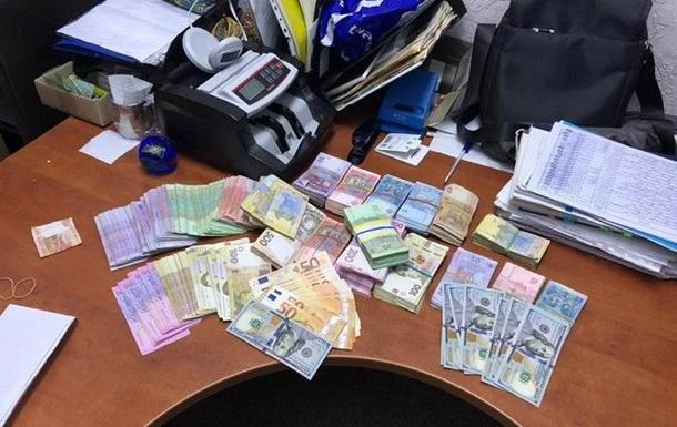 В СБУ рассказали, что нашли в охранной фирме священника УПЦ МП