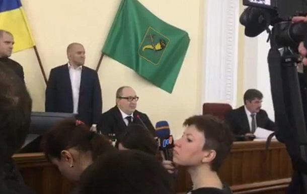 Геннадий Кернес обматерил экс-депутата