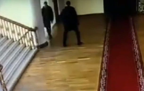 В Николаеве подрались антикоррупционер и депутат