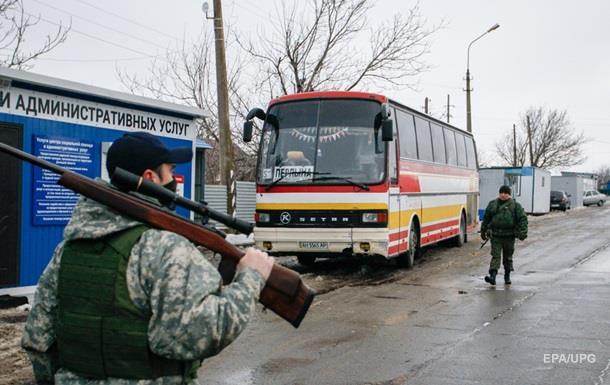 На Донбассе увеличился поток людей через КПВВ