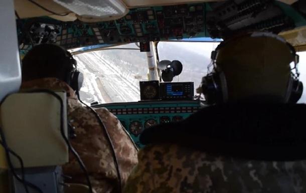 У зоні ООС пройшли тренування авіанавідників