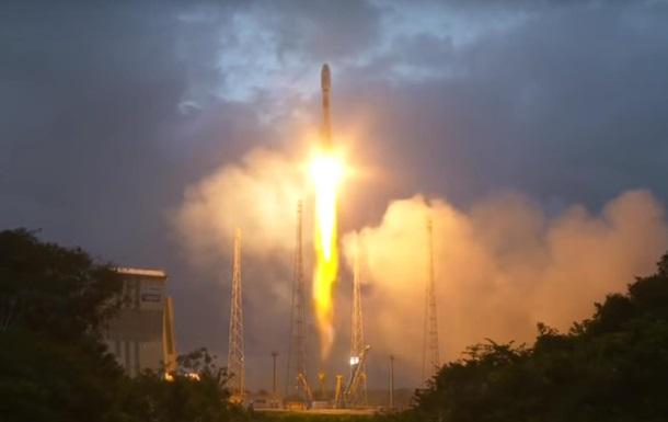 Ракета Союз вывела на орбиту спутники связи OneWeb