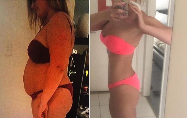 Австралийка устала от стыда и похудела на 62 кг