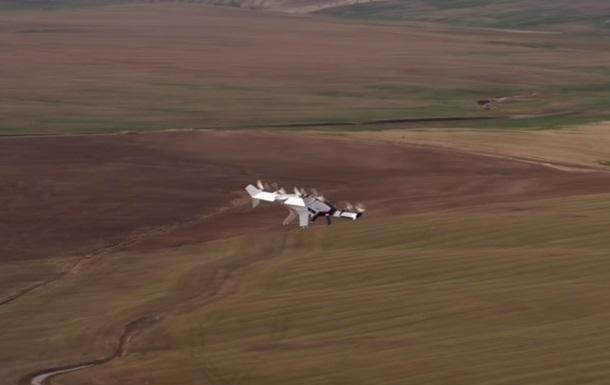 Airbus: видео с аэротакси