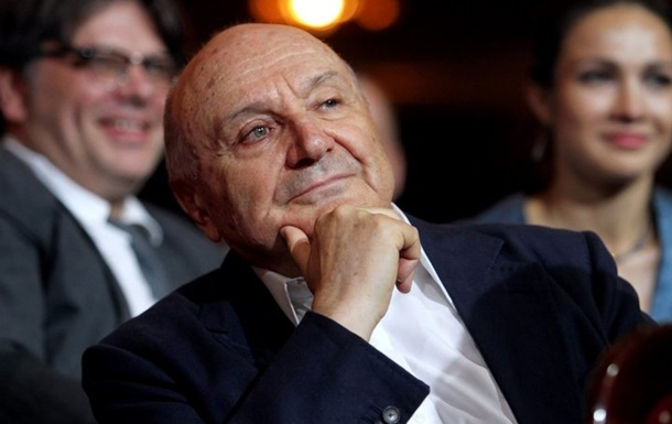 Путін нагородив орденом народного артиста України
