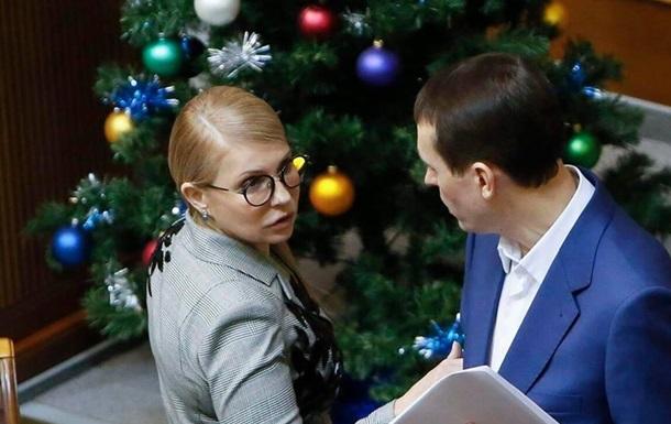 Давление власти на Юлию Тимошенко – наивысшее со времен Януковича
