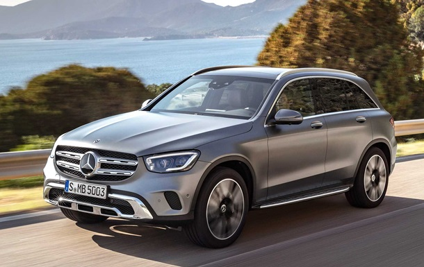 Mercedes-Benz GLC : фото