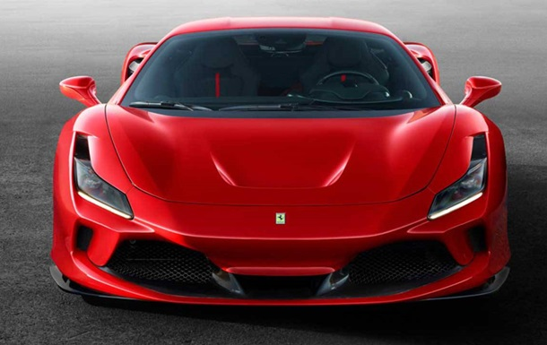 Ferrari F8 Tribute: photo