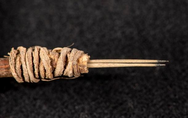 Археологи знайшли найдавнішу машинку для тату
