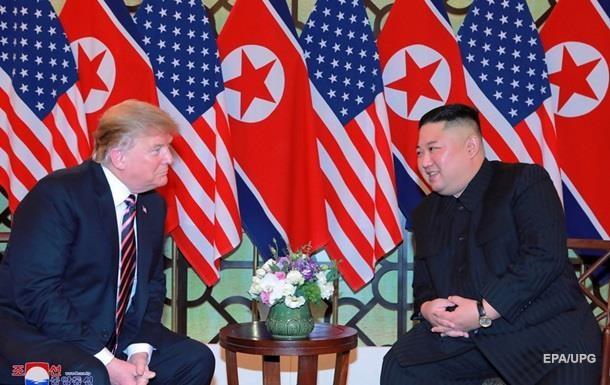 Кім Чен Ин і Трамп домовилися про нову зустріч