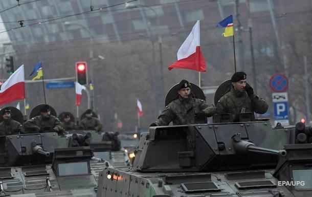 Польша потратит на модернизацию армии $50 млрд