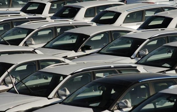 Вгосударстве Украина упал спрос нановые легковые авто