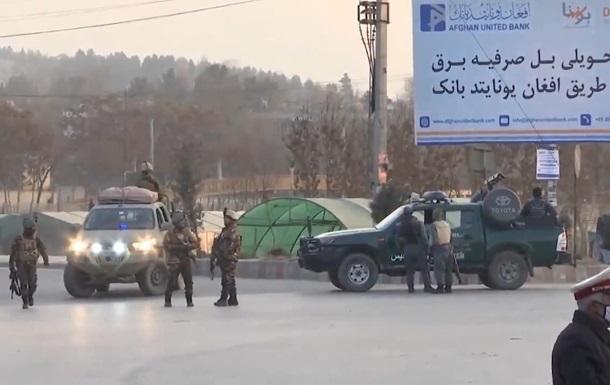 В Афганістані 40 силовиків загинули через атаку терористів