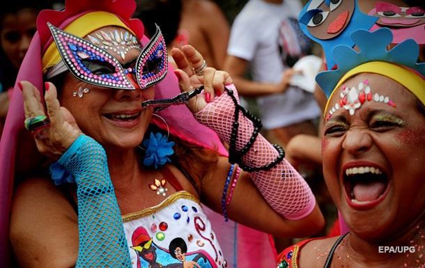 На карнавалі в Ріо-де-Жанейро випробують систему розпізнавання облич