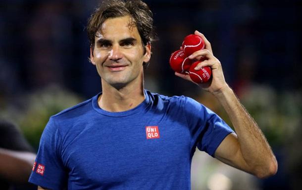 Федерер завоевал 100-й титул в карьере, обыграв Циципаса в Дубае