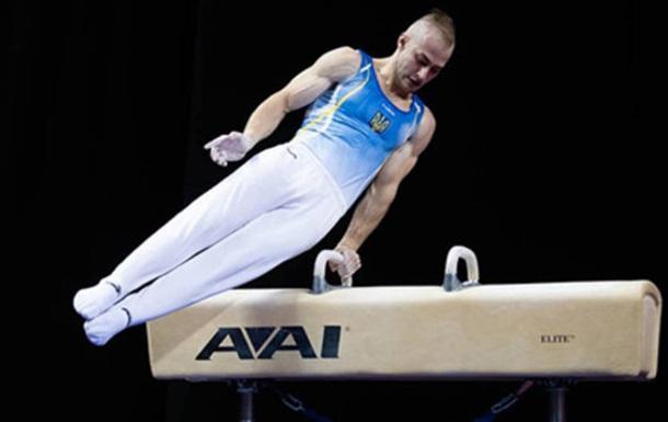 Український гімнаст Пахнюк зайняв 4-е місце в багатоборстві на етапі Кубка