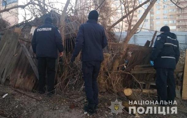 В Киеве задержали мать, которая выбросила младенца