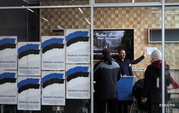 На виборах в Естонії перемогла опозиційна партія