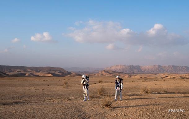 В Китае открыли  марсианскую базу