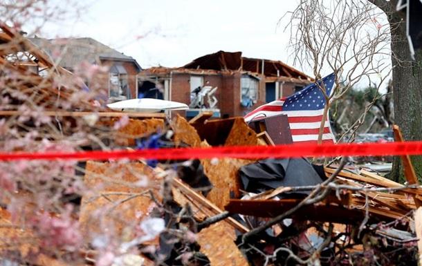 Торнадо в США: кількість жертв зросла до 23 осіб