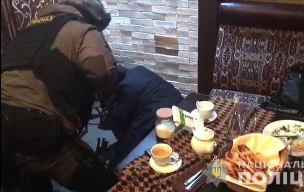 В Киеве накрыли  сходку  криминальных авторитетов