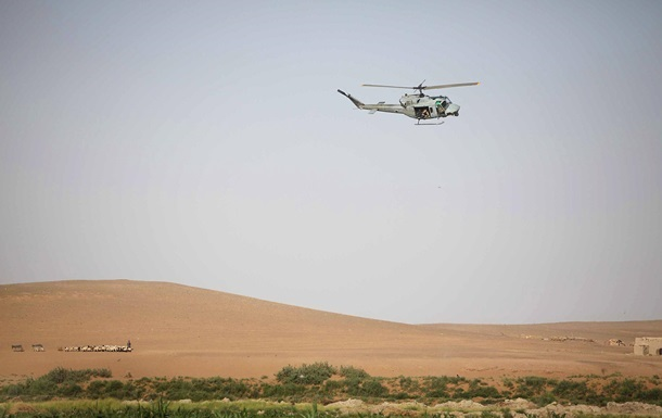 В Ірані розбився медичний вертоліт: є жертви