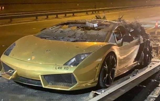 Lamborghini згорів після послуг СТО на $14 тисяч