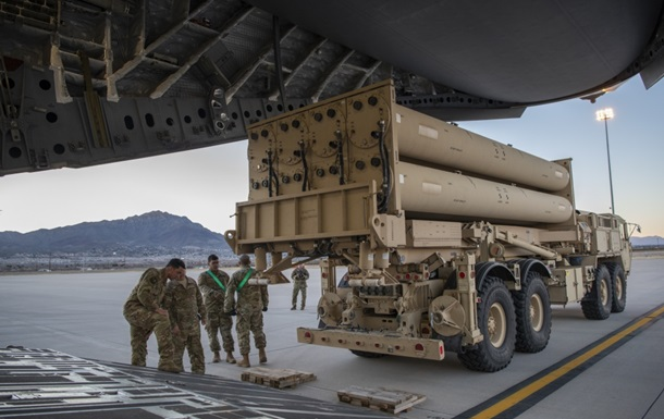 США впервые развернули систему противоракетной обороны в Израиле