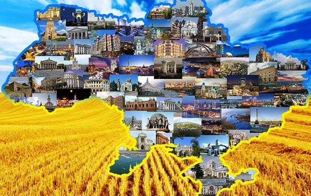 Реакция на русский и украинский языки на востоке и западе Украины