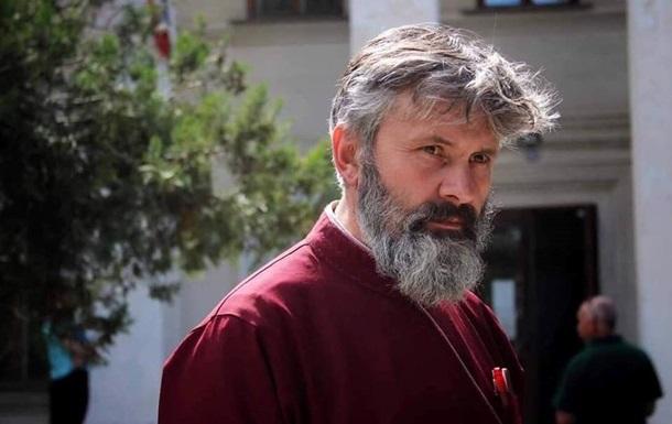 МЗС направило ноту через затримання архієпископа ПЦУ в Криму