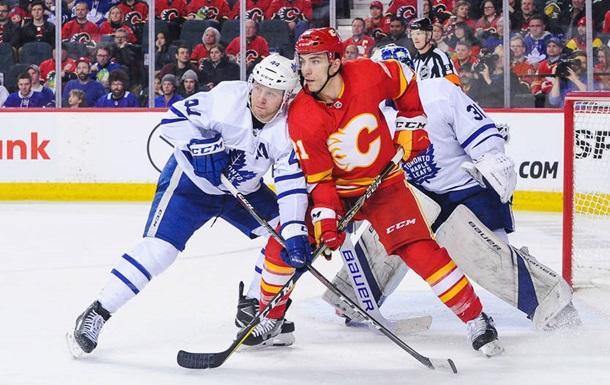 НХЛ: Едмонтон здобув вольову перемогу над Баффало, Торонто розгромив Калгарі