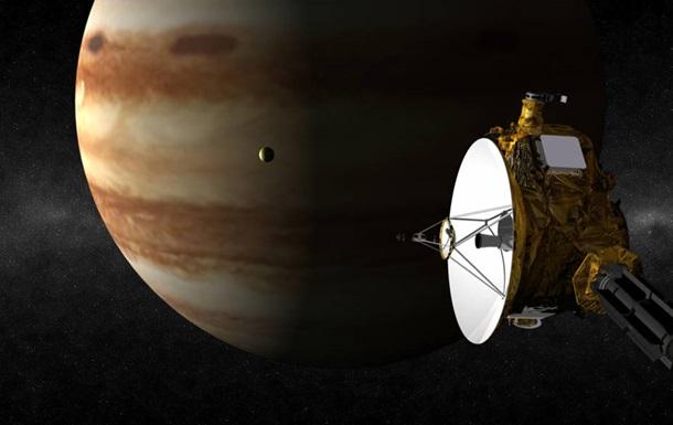 В НАСА показали новый снимок атмосферы Юпитера