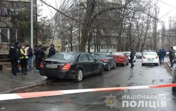 Вбивство водія Mercedes в Києві: з явилися подробиці