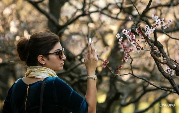 Метеорологічна весна прийшла в Київ на тиждень раніше за норму