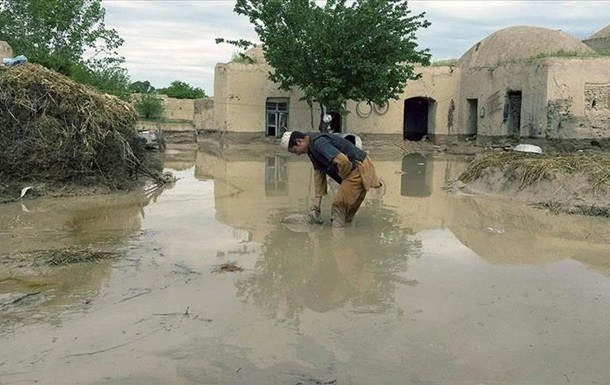 В Афганістані від повеней загинули майже 60 осіб