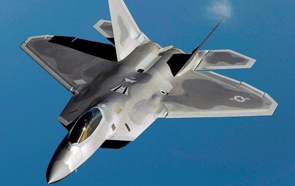 Літаки США п ятого покоління розмістять в ЄС на постійній основі