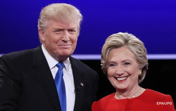 Трамп заявил, что ему будет не хватать Клинтон на выборах-2020