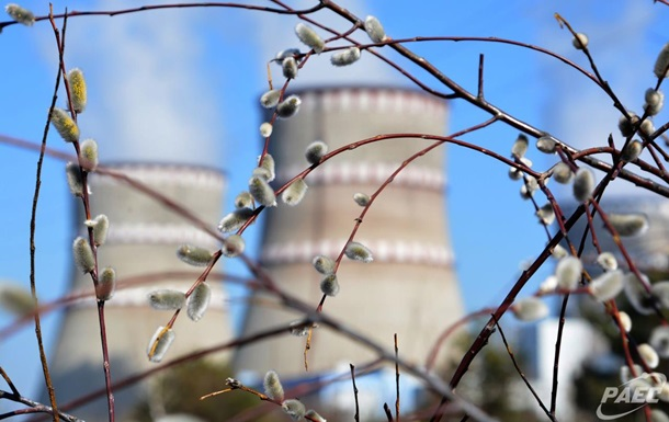 Ровенская АЭС отключила второй энергоблок